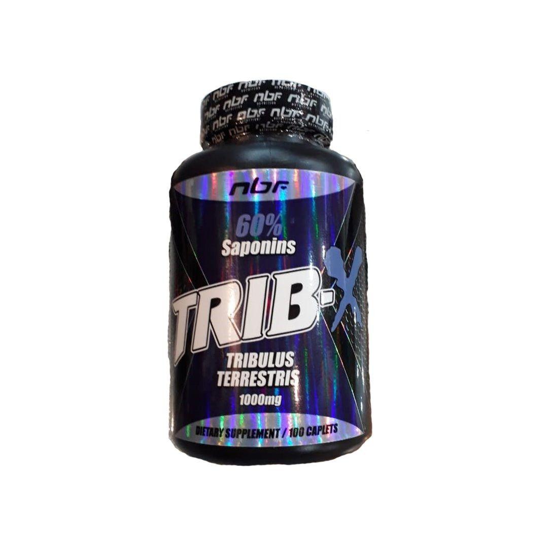 TRIBULUS TERRESTRIS TRIB-X 60% SAPONINS 1000MG POR CAPSULA