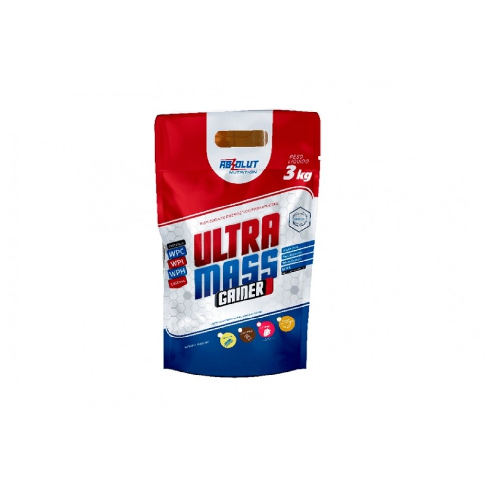 ULTRA MASS GAINER ABSOLUT - 3 KG