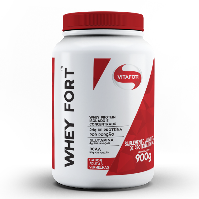 WHEY FORT - 900G