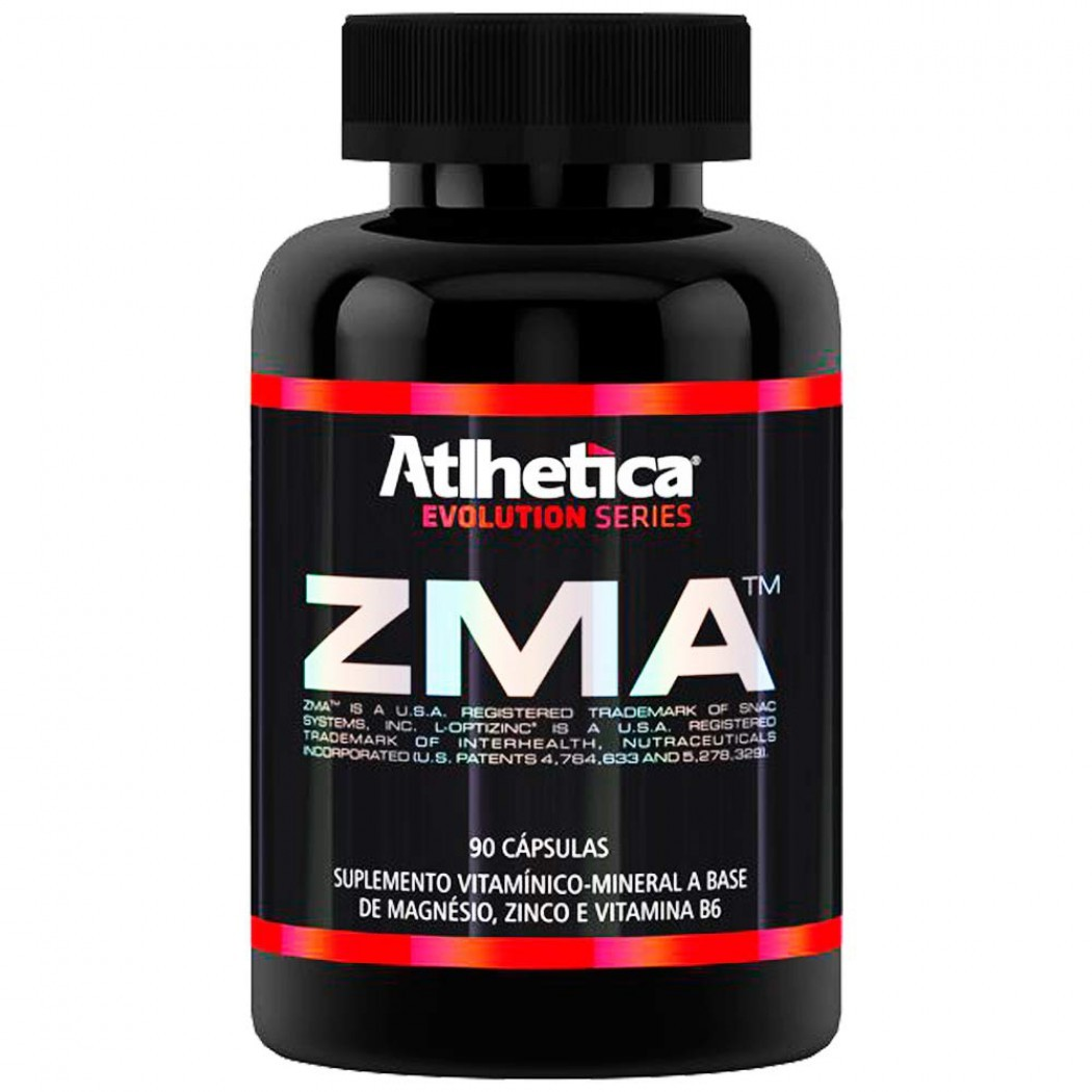 ZMA ATLHETICA EVOLUTION - 90CAPS