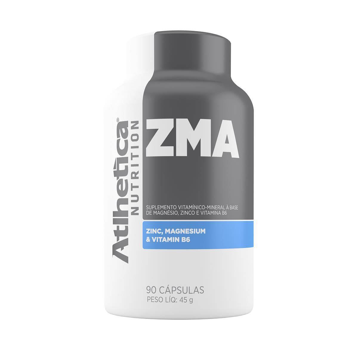ZMA ATLHETICA NUTRITION - 90CAPS