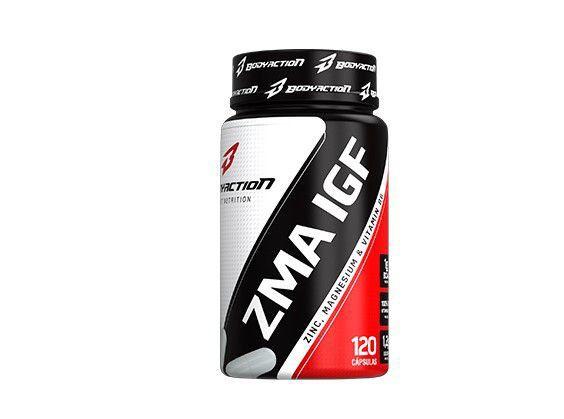 ZMA IGF BODY ACTION - 120caps