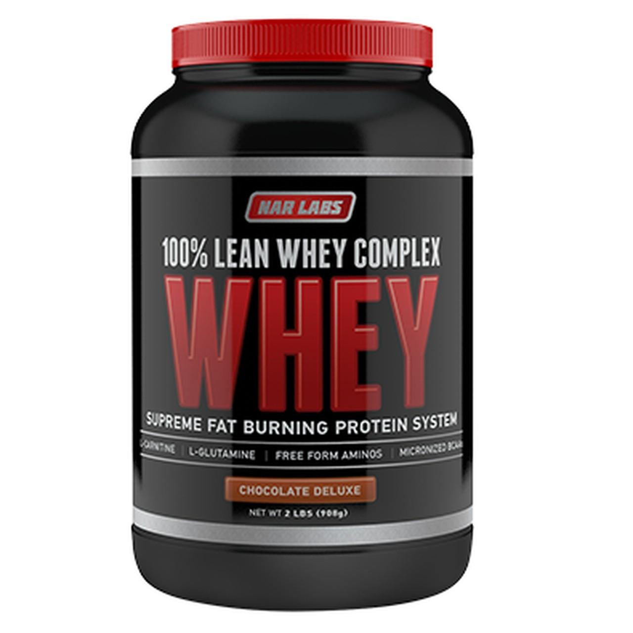 100% Lean Whey Complex (908g) - Nar Labs