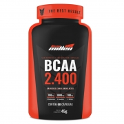 BCAA 2400 (60 Caps) - New Millen