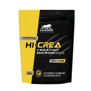 Creatine Micronized 100% Pure (500g) - Leader Nutrition