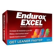 Endurox Excel (60 Caps) - Pacific Health