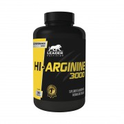 Hi-Arginine 3000 (180 Caps) - Leader Nutrition
