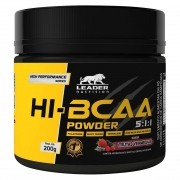Hi-BCAA 5:1:1 Powder (200g) - Leader Nutrition
