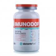 Imunodop Suporte Imunológico (120 Caps) - Elemento Puro