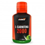 L-Carnitina 2000mg (500ml) - New Millen