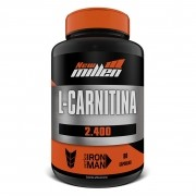 L-Carnitina (90 Caps) New Millen