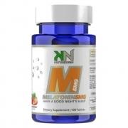 Melatonina 5mg (100 Tabs) Sublingual - KN Nutrition
