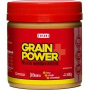 Pasta de Amendoim Grain Power Cremosa (500g) - Thiani