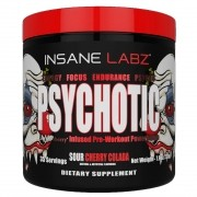 Psychotic Pre treino - 35 Doses - Insane Labz