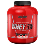 Whey 3W - Super Whey 3W (1,8kg) - IntegralMédica
