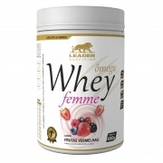 Whey Femme (450g) - Leader Nutrition