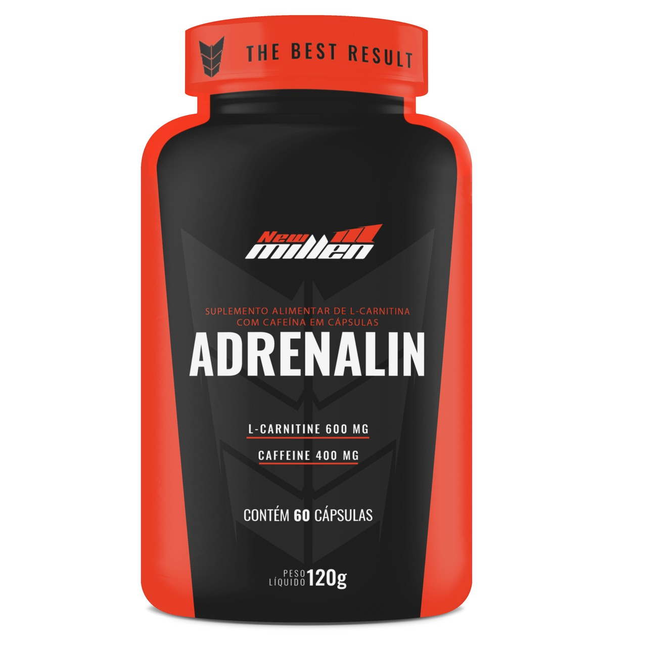 Adrenalin (60 Caps) - New Millen
