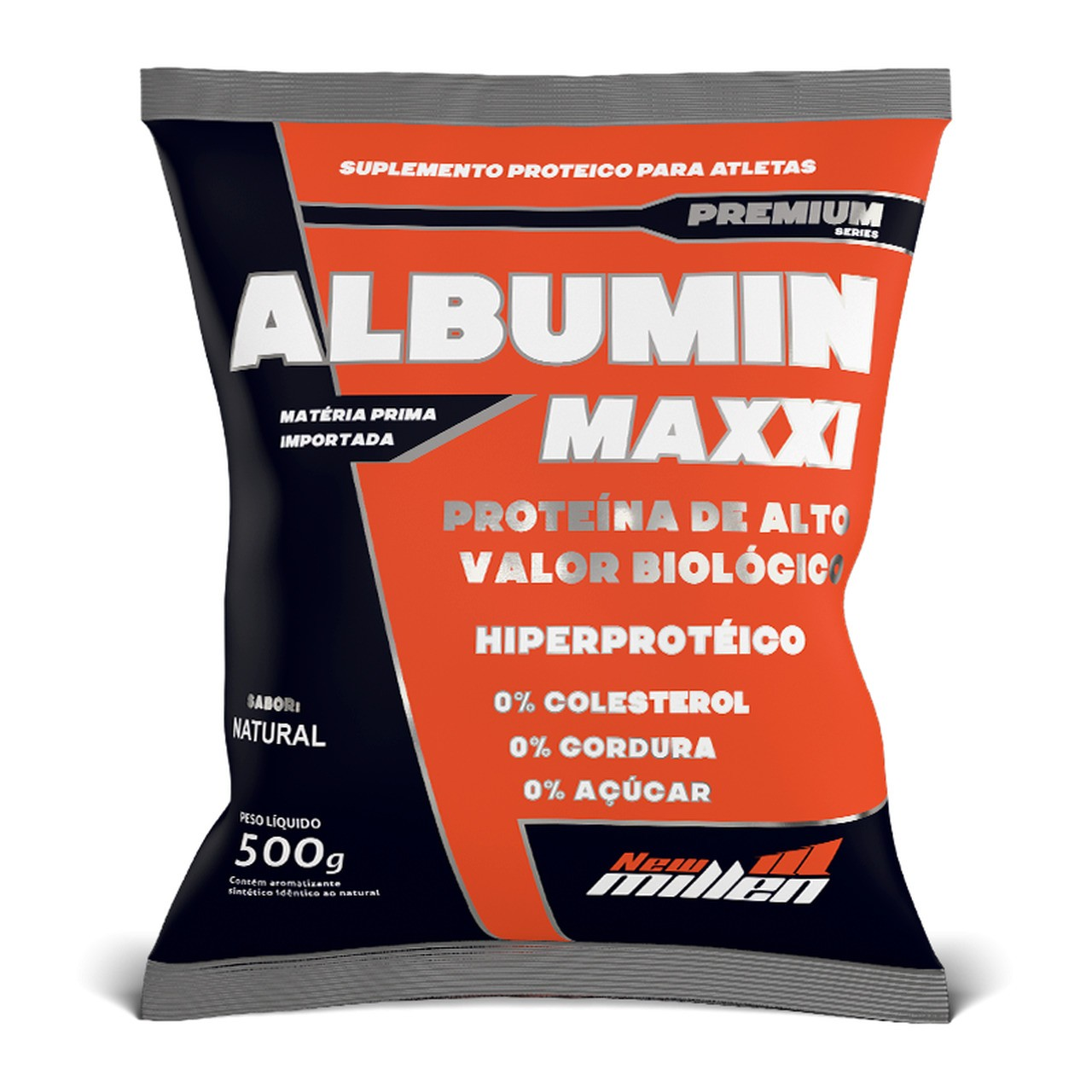 Albumina (500g) - New Millen