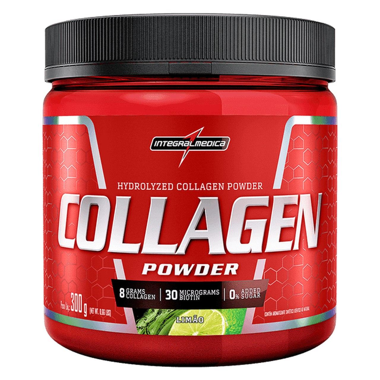 Colágeno Collagen Powder (300g) - IntegralMédica