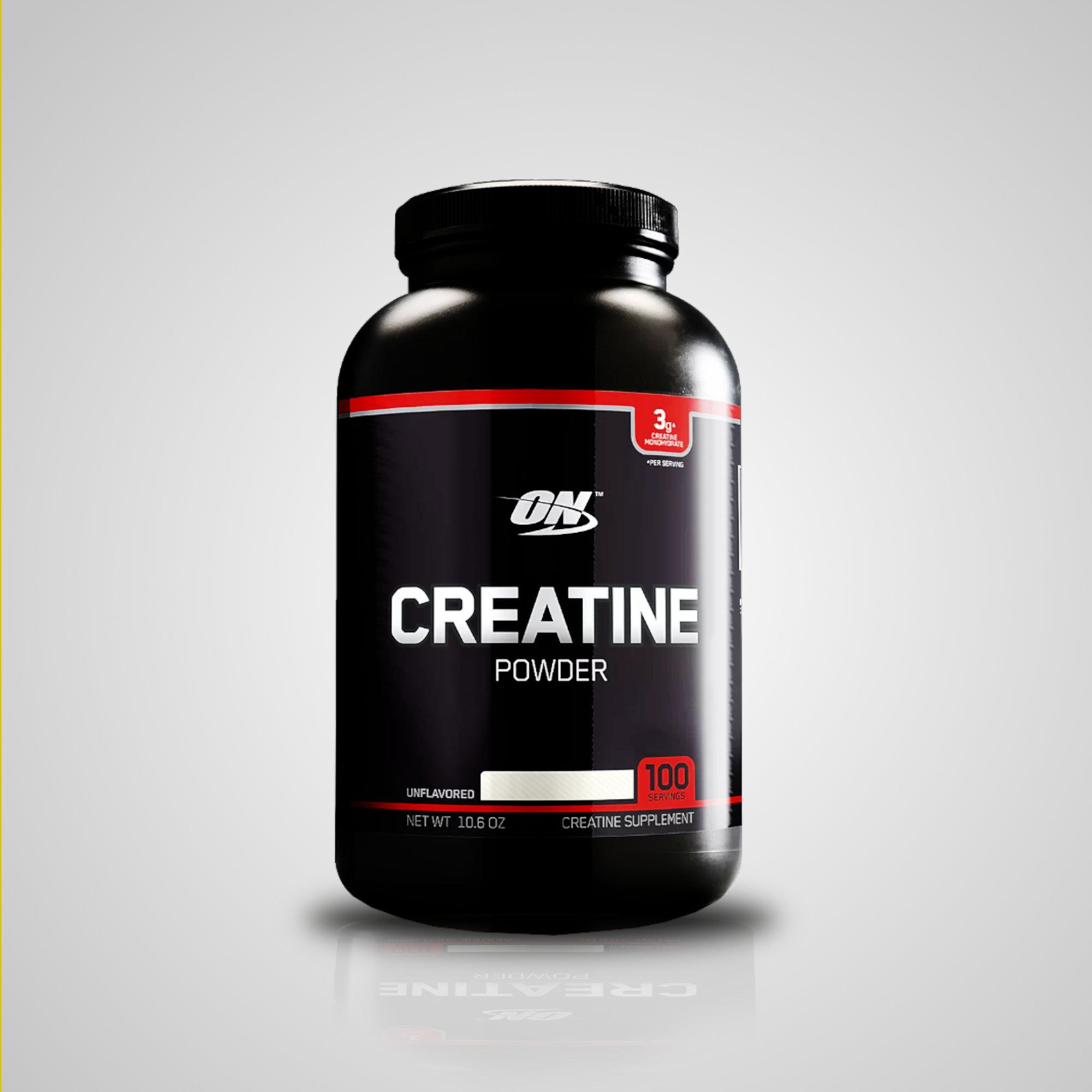 Creatina Powder (150g) - Black Line - Optimum Nutrition