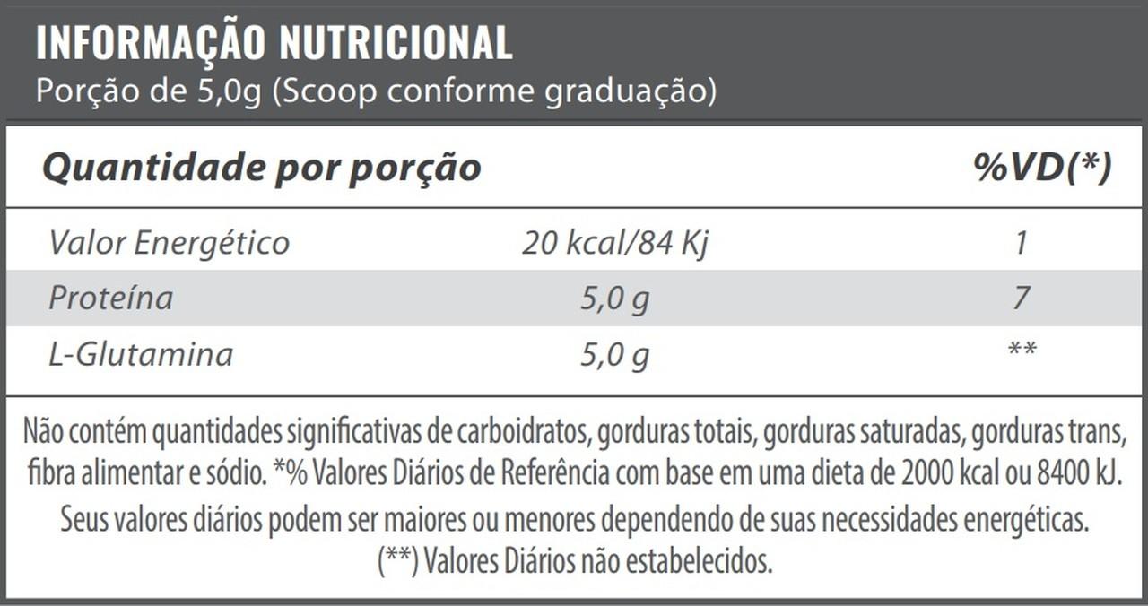 Glutamine 100% Pure (300g) – New Millen