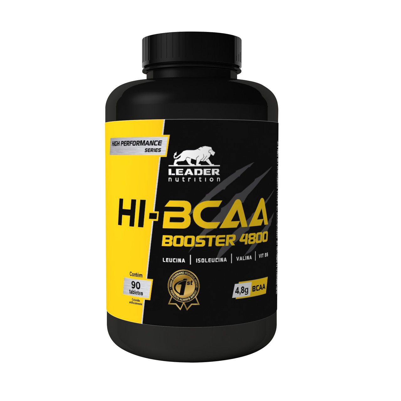 Hi-BCAA Booster 4800 (90 Tabs) - Leader Nutrition