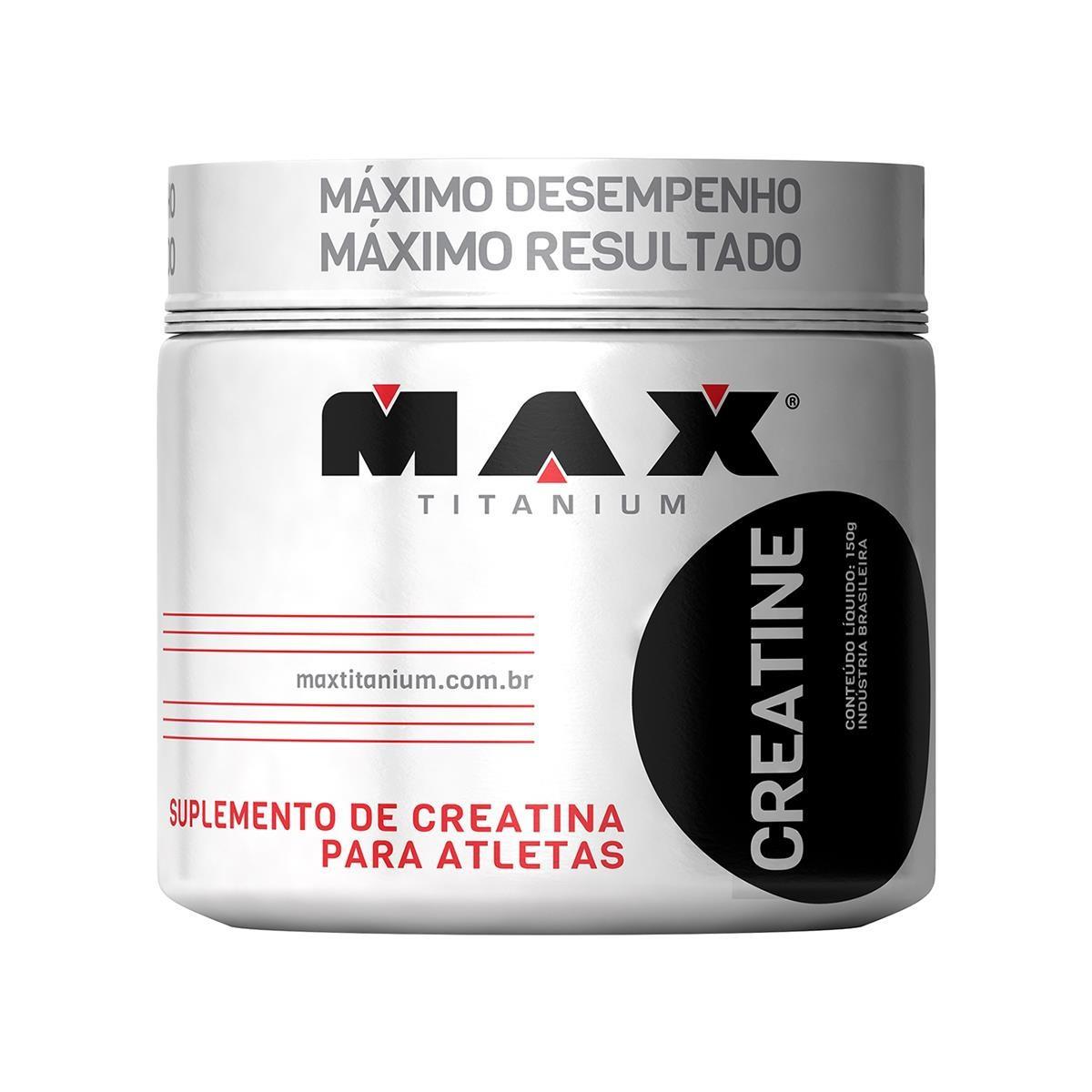 KIT GANHO DE PESO - MAX TITANIUM
