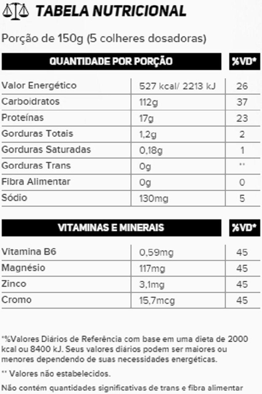 Mass Premium (3Kg) - New Millen