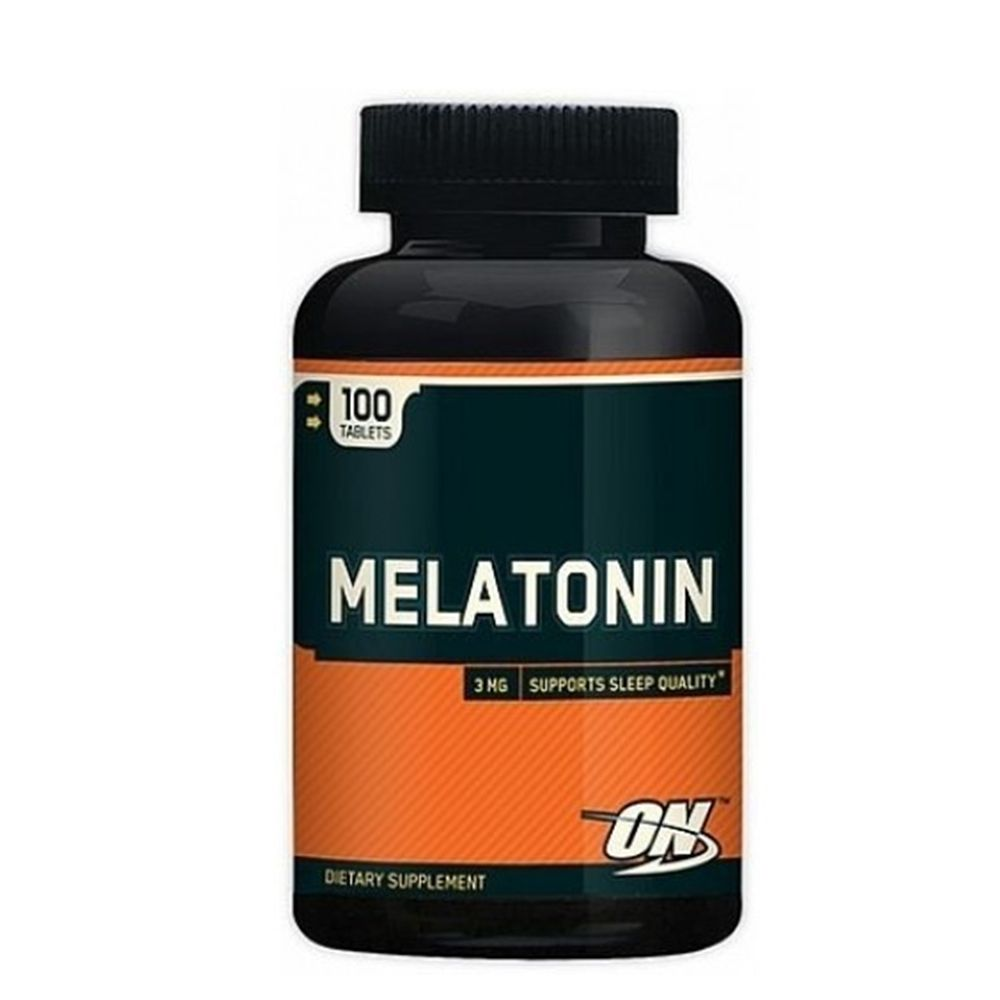 Melatonina 3mg (100 caps) - Optimum Nutrition