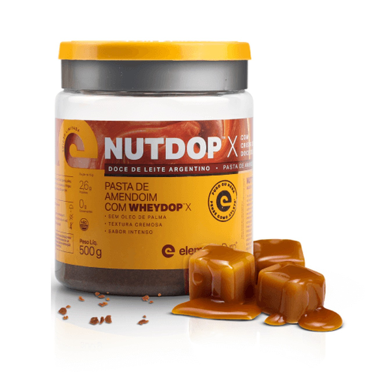 Nutdop X (500g) Edição Limitada - Elemento Puro