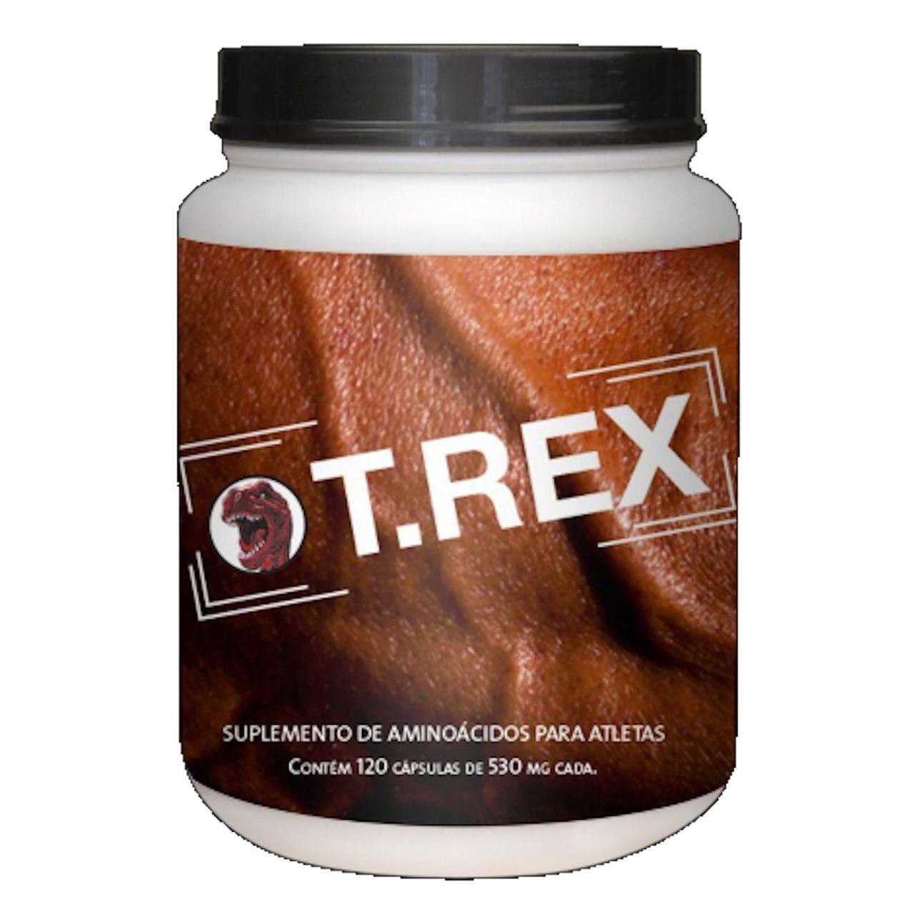 PAGUE 5, LEVE 8! - Vasodilatador T.Rex (120 Caps) - Phytoquallys