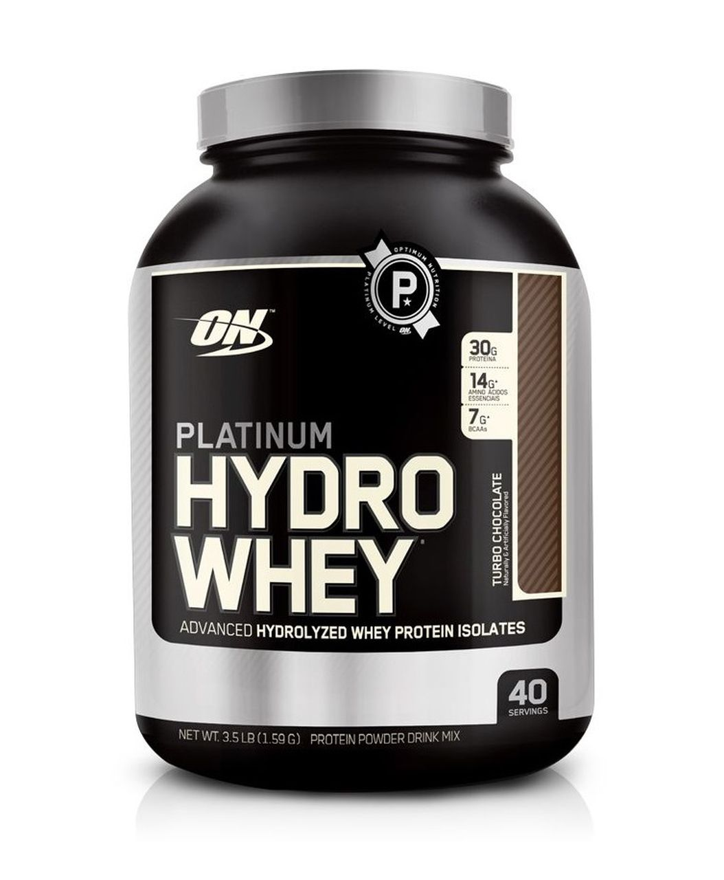 Platinum Hydro Whey (3.31lbs/1,5Kg) - Optimum Nutrition