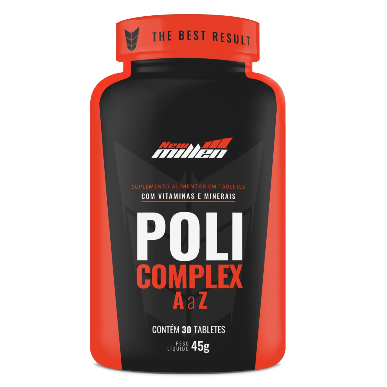 Poli Complex (30 Tabs) - New Millen