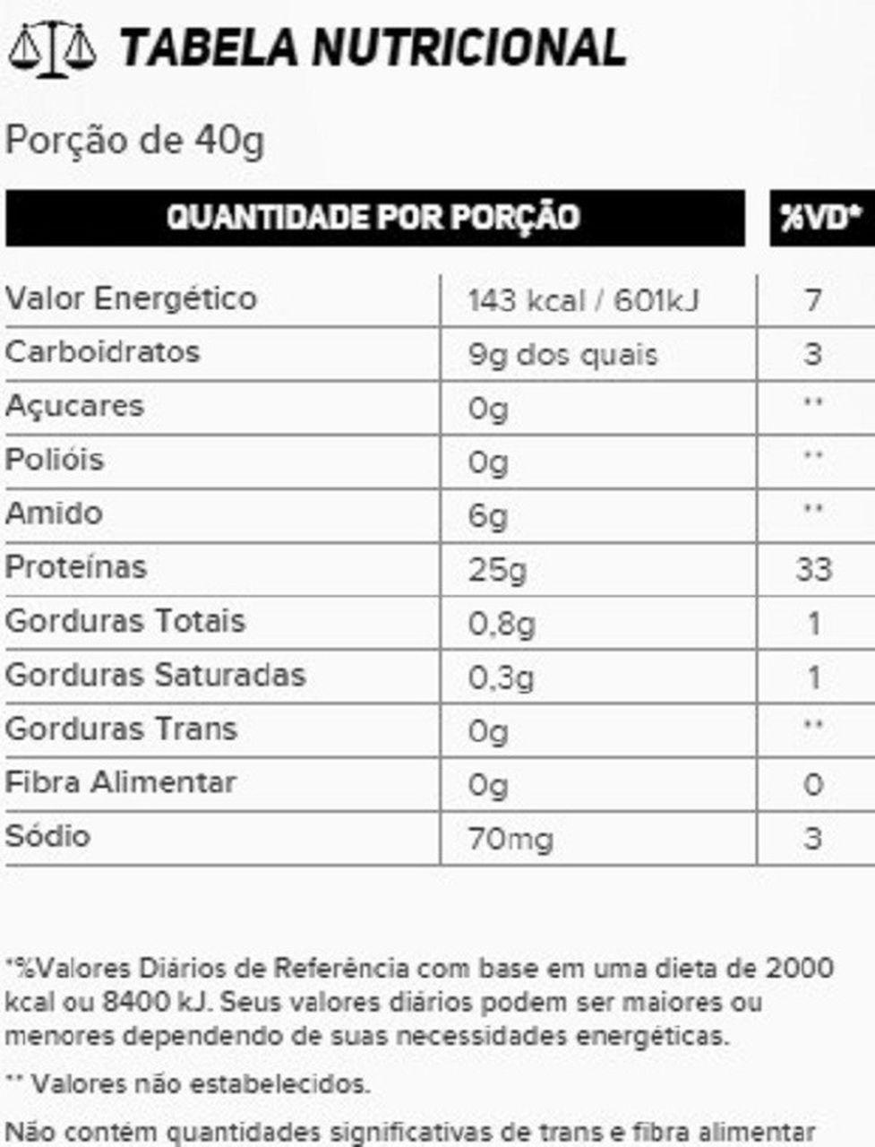 Protein Complex (1,8Kg) - New Millen