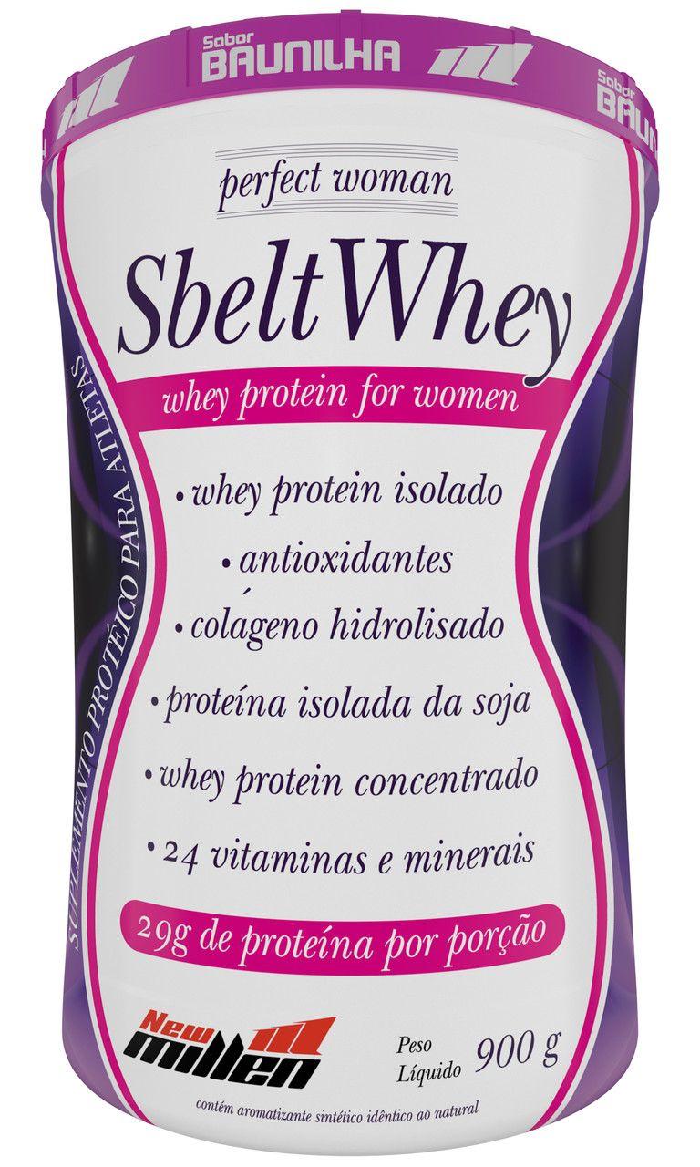 Sbelt Whey Woman (900g) - New Millen