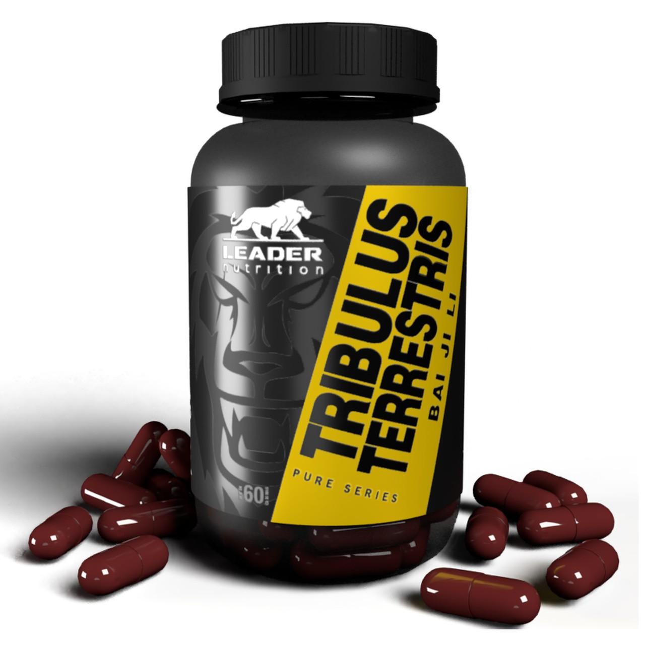 Tribulus Terrestris (60 Caps) - Leader Nutrition