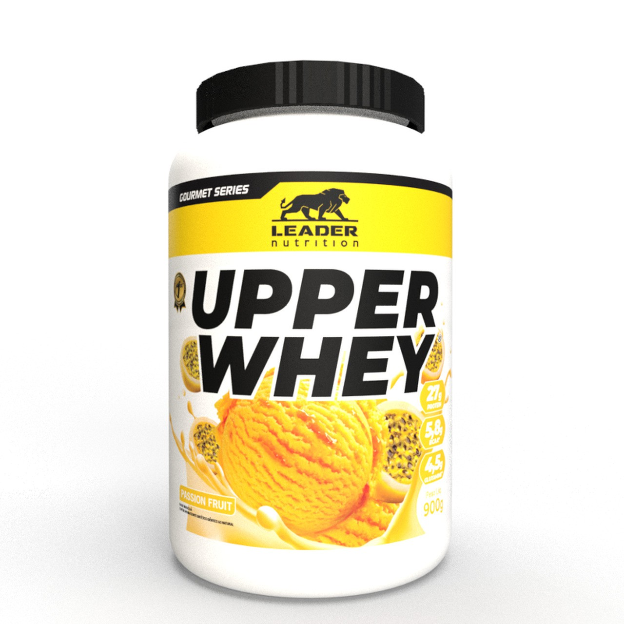 Upper Whey (900g) 3W Gourmet - Leader Nutrition