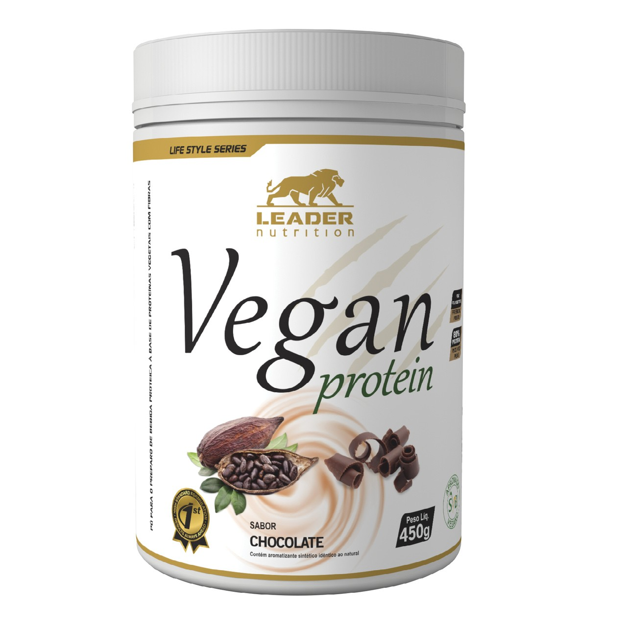 Vegan Protein (450g) - Leader Nutrition
