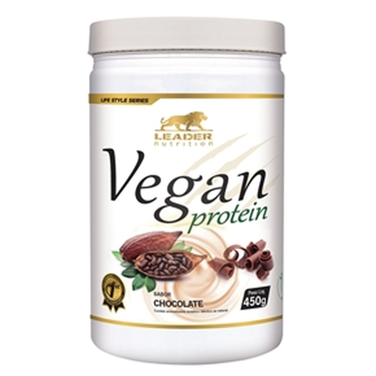 Vegan Protein (450g) - Leader Nutrition