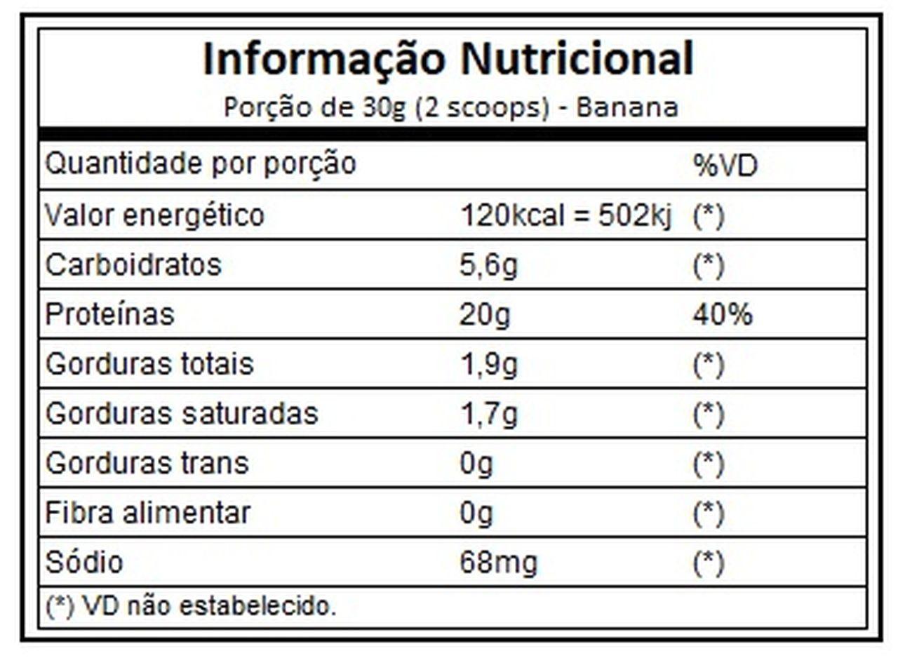 Whey 100% Pure - Refil (900g) - IntegralMédica