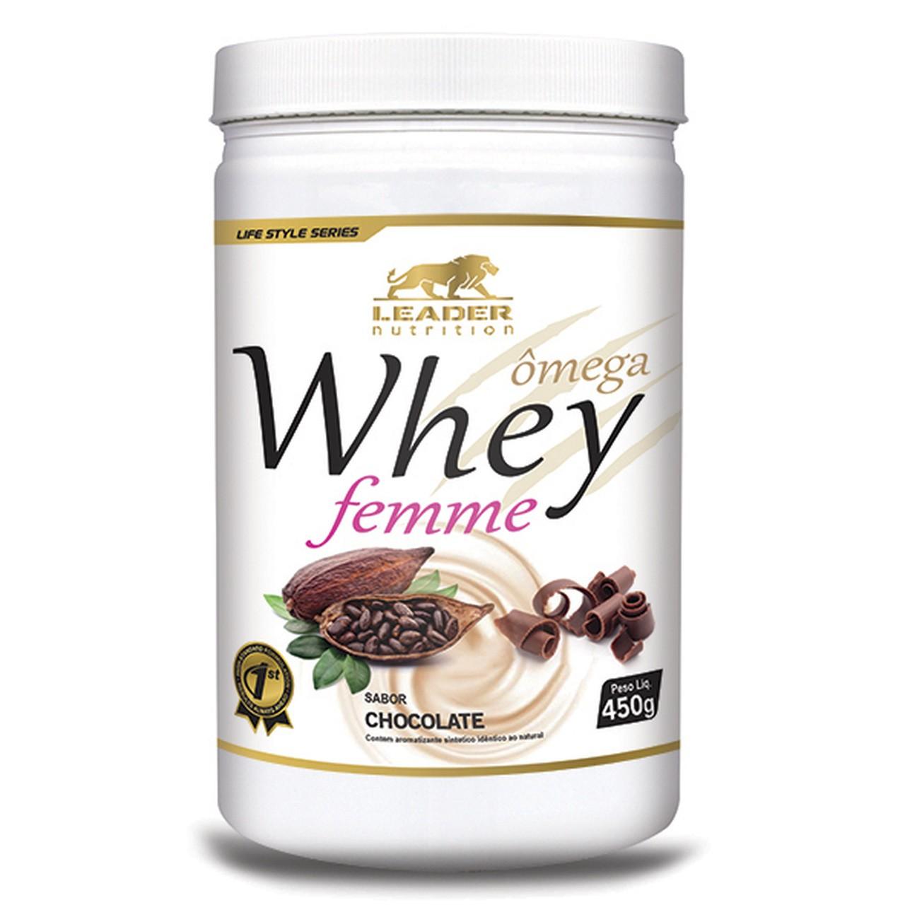 Whey Femme (450g) - Leader Nutrition