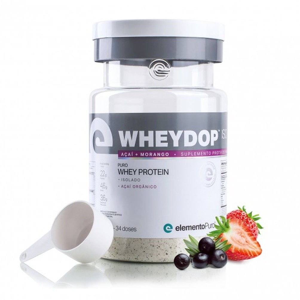 Wheydop ISO (900g) - Elemento Puro