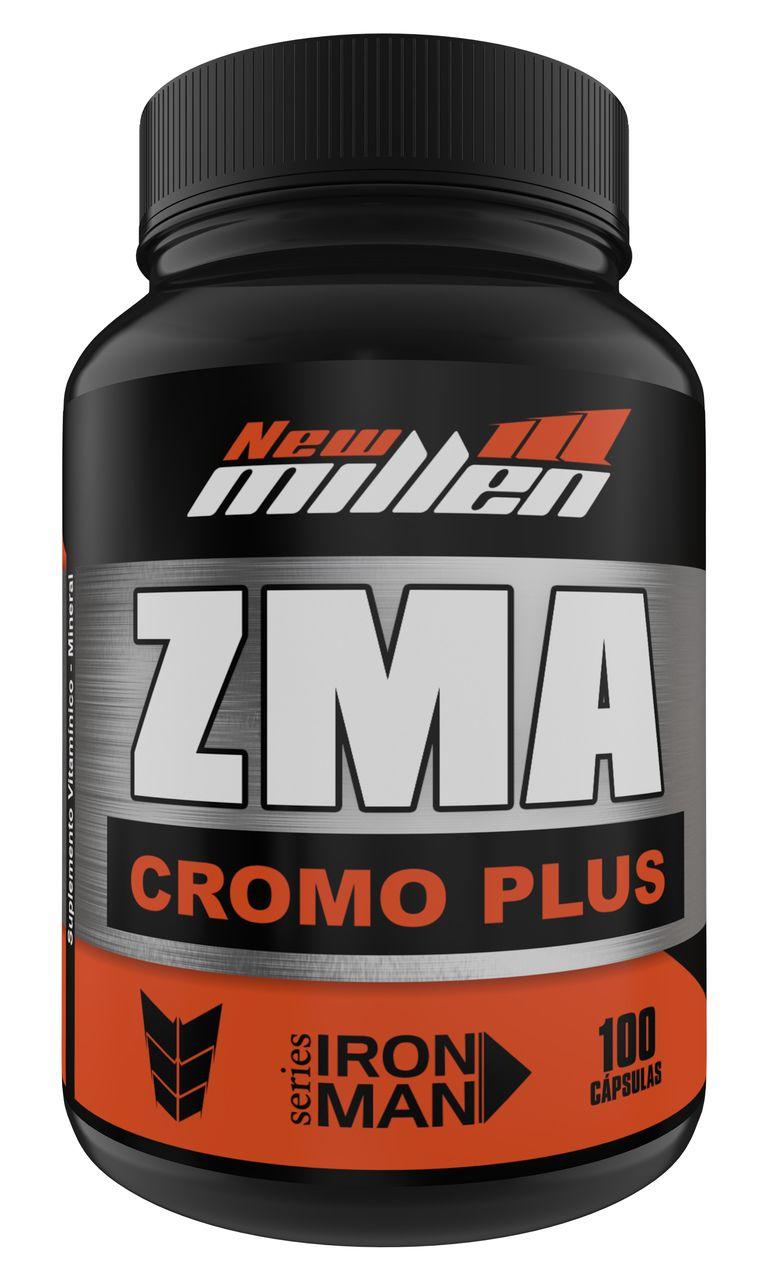 ZMA Cr (100 Caps) - New Millen
