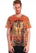 Camiseta Estampada Full Print Unissex Egito Egypt BF2