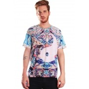 CAMISETA ESTAMPADA FULL PRINT UNISSEX CHINESE