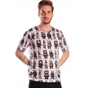 CAMISETA ESTAMPADA FULL PRINT UNISSEX IMAGINARY