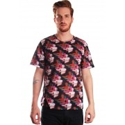 CAMISETA ESTAMPADA FULL PRINT UNISSEX TECHNICOLOR