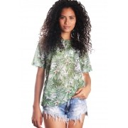 CAMISETA UNISSEX FULL PRINT TROPICAL FUN