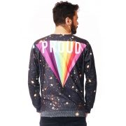 MOLETOM ESTAMPADO FULL PRINT UNISSEX PROUD
