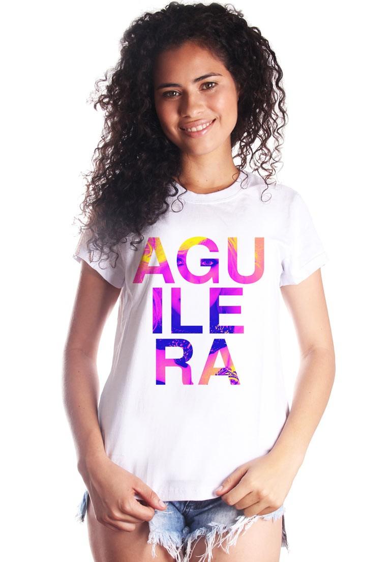AGUILERA CAMISETA ALGODÃO